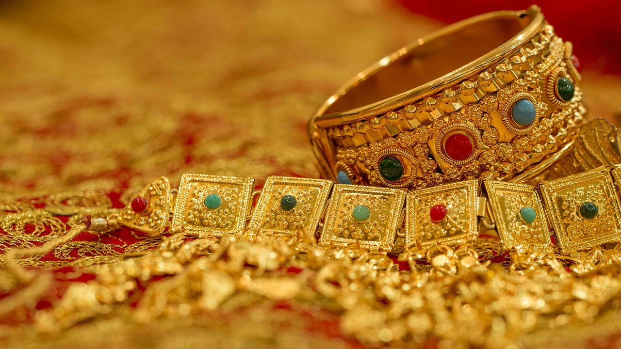 Purchasing gold and jewelry abroad